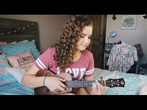 Dear No One by Tori Kelly- Ukulele Cover by Isabella Gracie