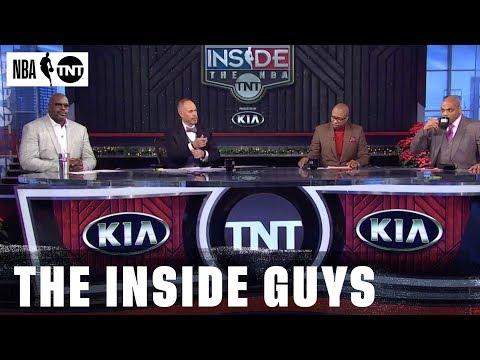 Has the Intensity Between Big Men in the League Decreased?   NBA on TNT