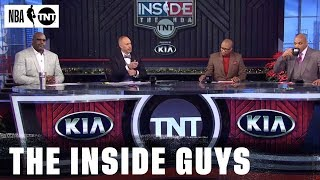 Has the Intensity Between Big Men in the League Decreased? | NBA on TNT