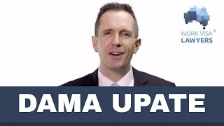 Australian Immigration News Video October 2019 - Latest DAMA update, new 491 & 494 visas, and more