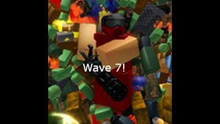 [ROBLOX] How to get commando on wave 7! (Tower Battles)