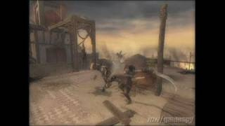 Prince of Persia: The Two Thrones Xbox Gameplay - E3 2005