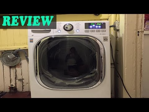 LG WM3997HWA Ventless 4.3 Cu. Ft. Washer/Dryer - Review 2019