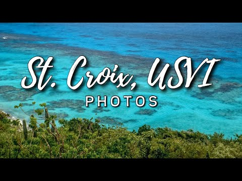 St. Croix, USVI - PHOTOS - May 2017