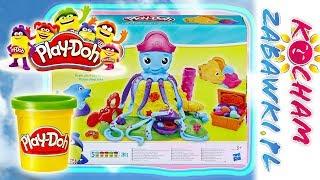 Play Doh Ośmiornica • Morskie zwierzęta • openbox i kreatywne zabawki