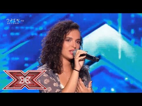 «Jolene» από την Jody Lulati | Chair Challenge 3 | X Factor Greece 2019