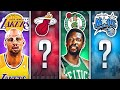 Every NBA Team's Best Center of All Time