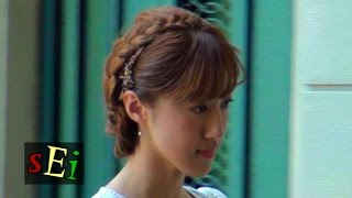 2016.8.6Filming FLOWER TROUPE 花野じゅりあ、仙名彩世、華雅りりか IR...