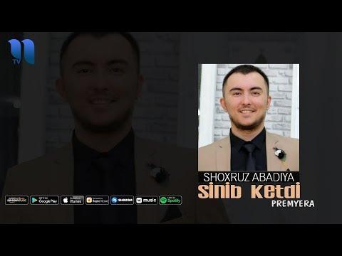 Shoxruz (Abadiya) - Sinib ketdi (music version)