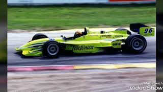 2000年CART 第4戦もてぎラウンドの日本テレビ放送のOPでつかわれた Runn...