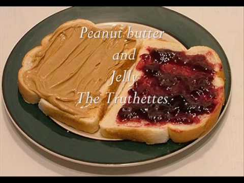 Peanutbutter and Jelly-1983-W/lyrics-The Truthettes