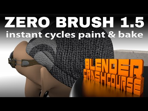 Cycles Dependency & Workaround Zero Brush