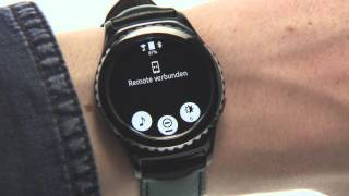 Samsung Gear S2: Remote-Verbindung über WLAN