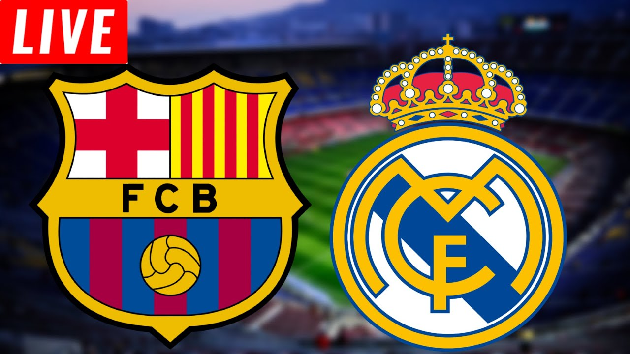 Barcelona vs Real Madrid on US TV: How to watch and live stream ...