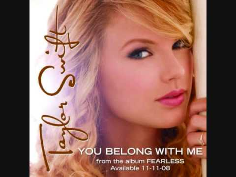 Taylor Swift  You Belong With me + Download Link
