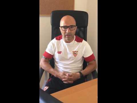 SBA - Jorge Sampaoli - Agosto 2016
