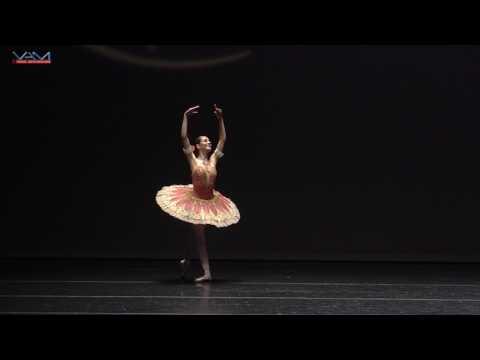 YAGP 2017 - SanDiego - Hannah Ivester - Paquita Variation