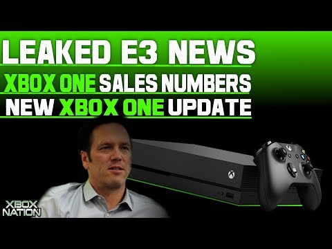 Xbox Nation: E3 News & Rumors, Xbox One Sales Numbers Revealed, Sea of Thieves KRAKEN & More