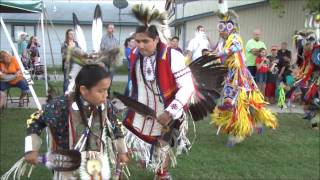 Cherokee Nation Tribal Dance - Owasso Gathering on Main
