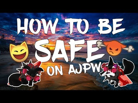 How To Not Get Hacked Or Scammed In AJPW | Animal Jam Play Wild