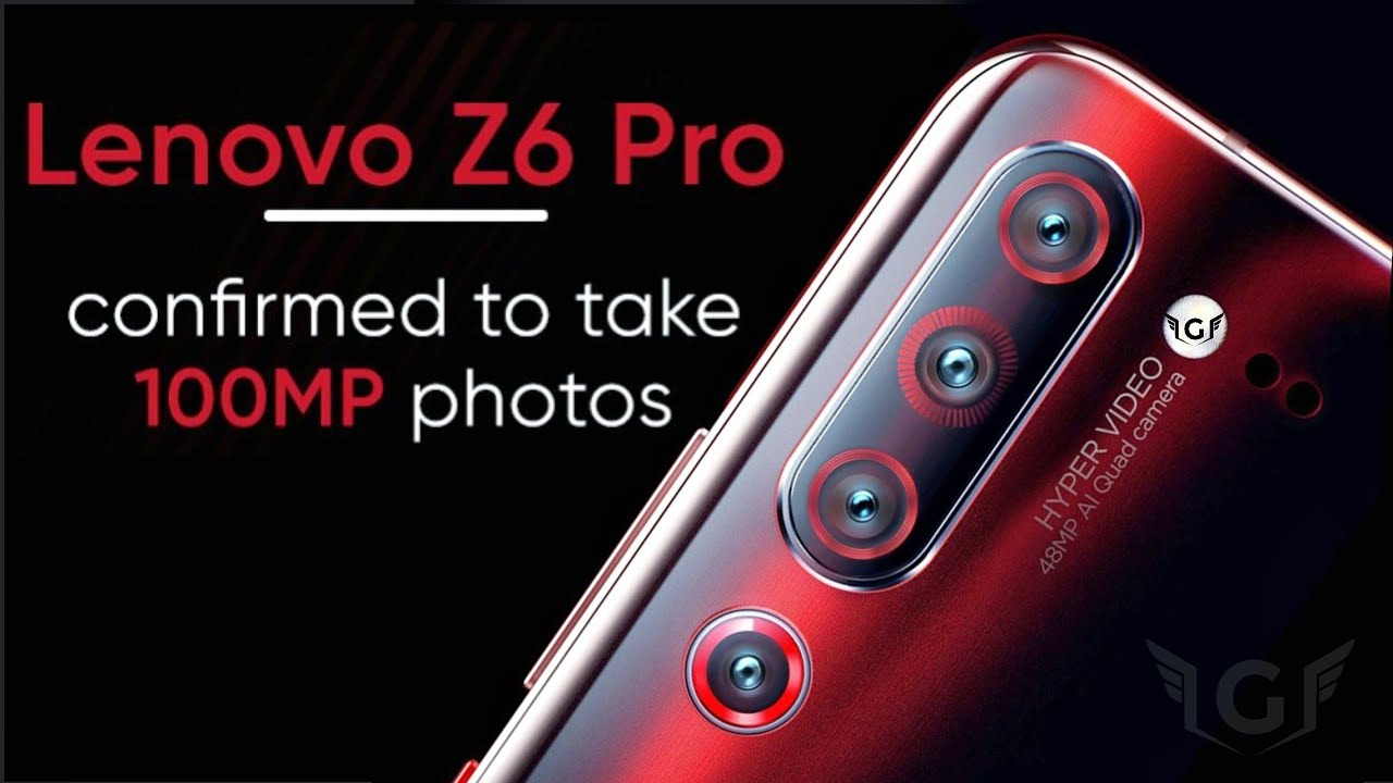 Lenovo Z6 Pro Official Trailer