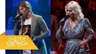 Anastazija Mitrovic i Natasa Vodenicar - Splet pesama - (live) - ZG - 18/19 - 20.04.19. EM 31