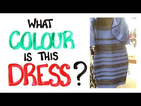 Thumbnail: What Colour Is This Dress? (SOLVED with SCIENCE)