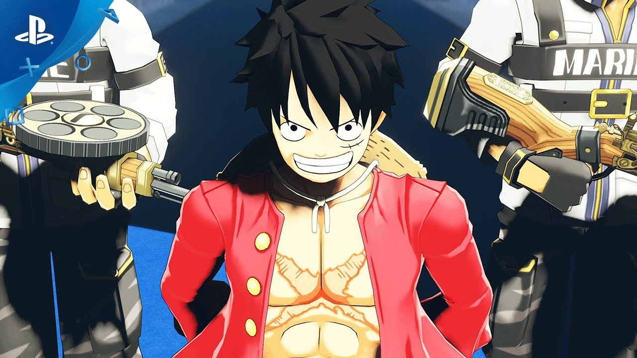 One Piece World Seeker   Gamescom 2018 Trailer   PS4   YouTube One Piece World Seeker   Gamescom 2018 Trailer   PS4