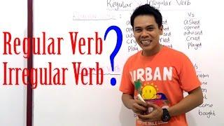 Regular - Irregular Verb