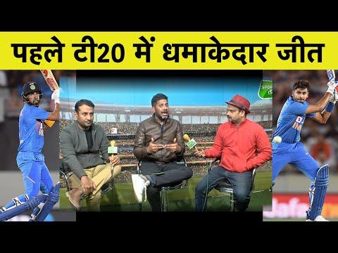 LIVE: Ind vs NZ: Rahul के बाद Shreyas का धमाका, INDIA ने 19वें ओवर में चेज़ किया 204 का स्कोर |