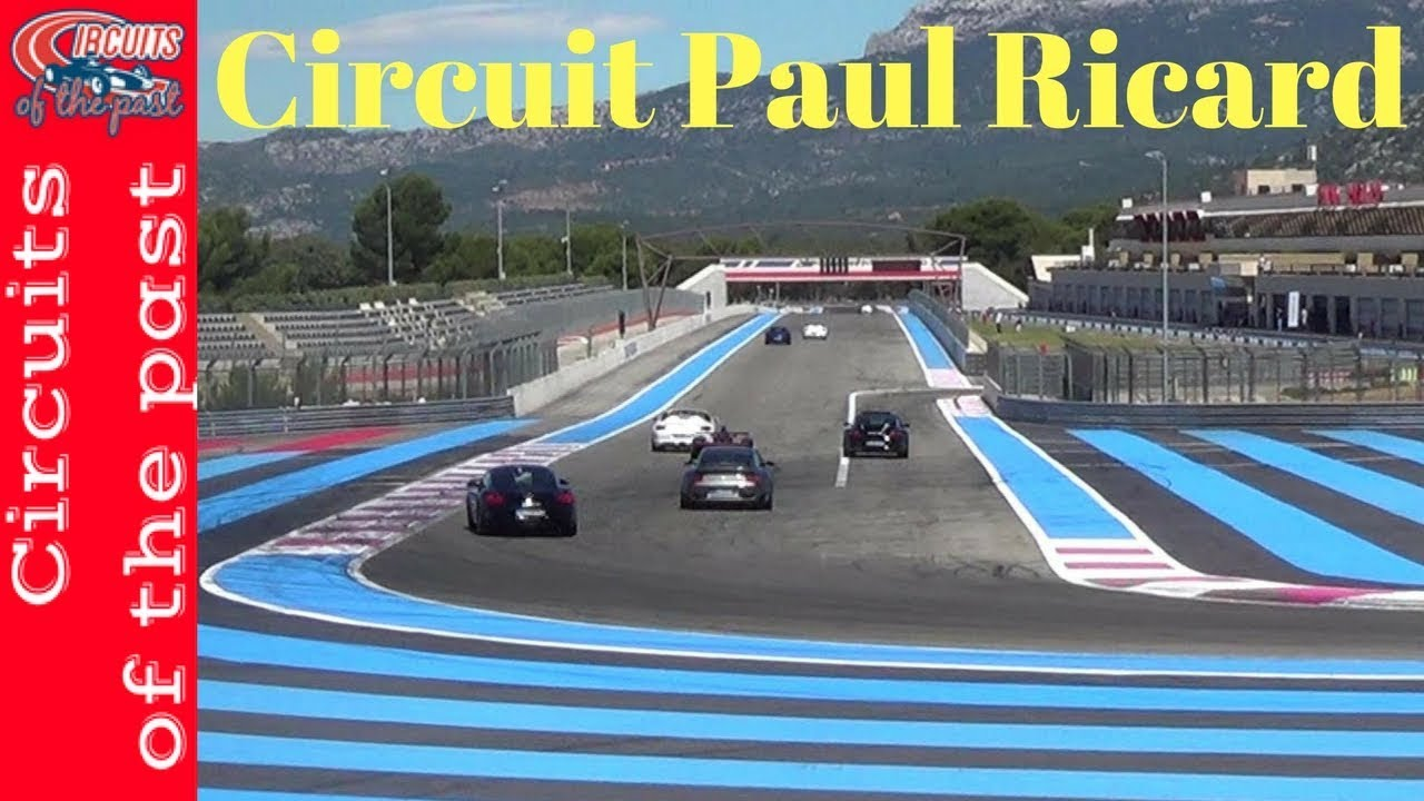 Circuito Paul Ricard : Circuit paul ricard france track visit circuit tour youtube