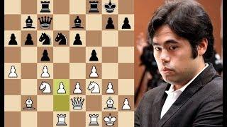Владислав Артемьев - Хикару Накамура. Избиение американского самурая! Gibraltar Chess Masters 2019