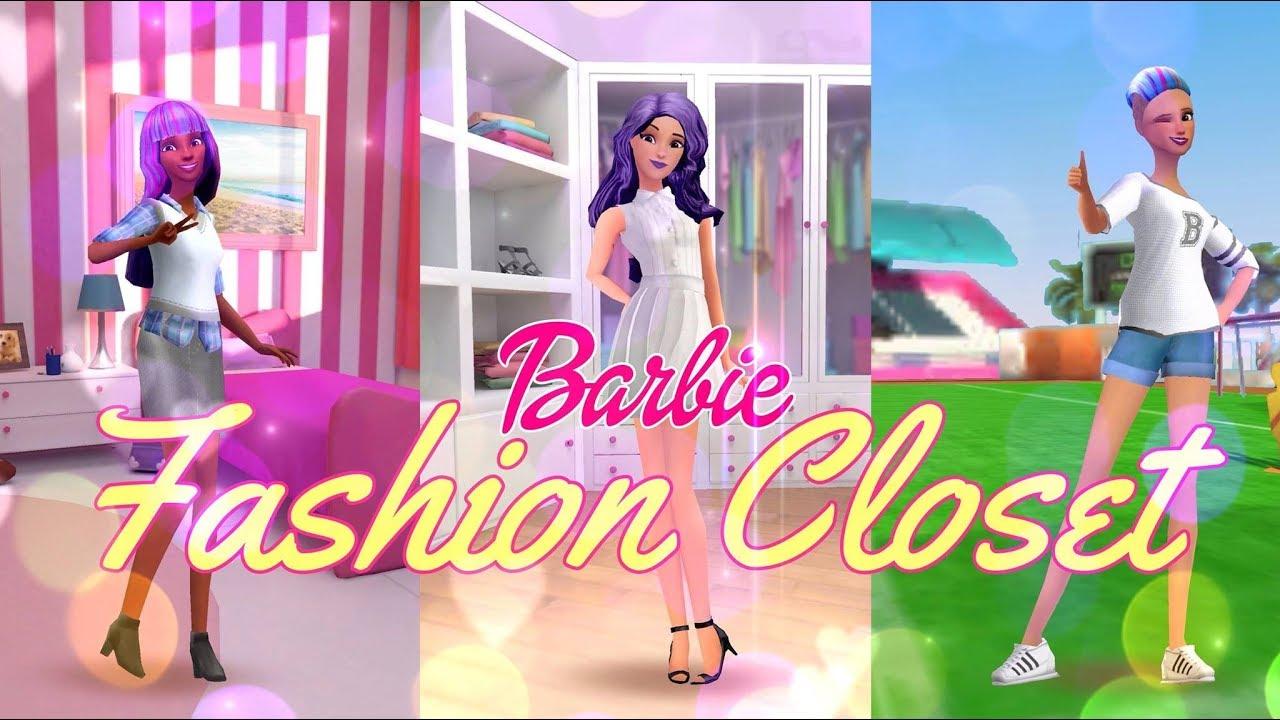 Gaming Barbie Fashion Closet Custom My Little Pony Barbies Youtube