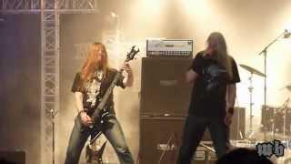 Asphyx We Doom you to Death 2013.06.21 Hellfest France Clisson