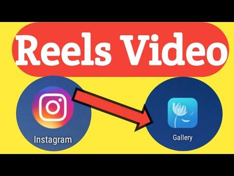 How To Download Instagram Reels   Instagram Reels video download   tamil