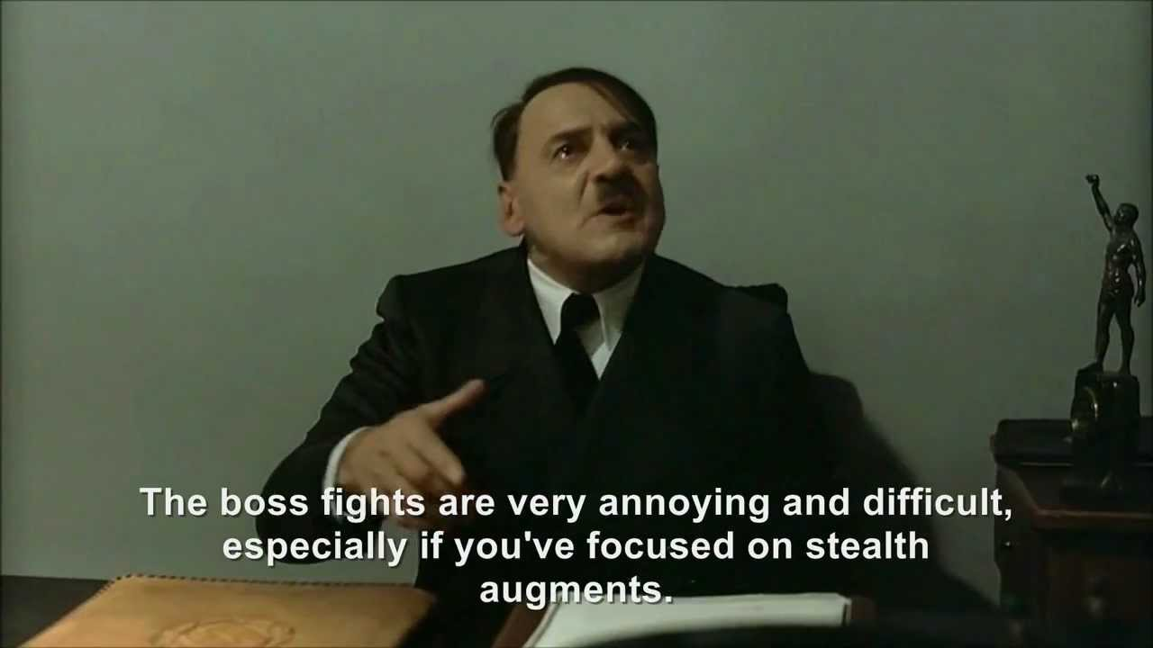 Hitler Reviews: Deus Ex: Human Revolution
