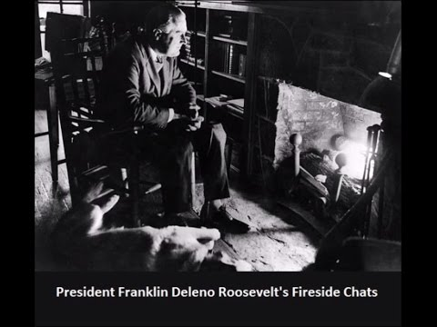 Fireside Chat 27 - On the Tehran and Cairo Conferences (December 24, 1943)