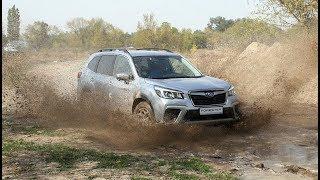 New. Subaru Forester 5 поколения. Тест-драйв.