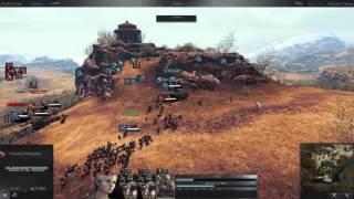 Total War Arena. Штурм Фермопил преторианской кавалерией. Разбор битвы от CAT 8
