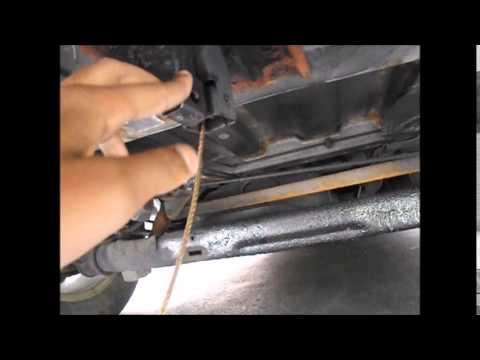 spare tire tips 2001 2007 chrysler minivans youtube. Black Bedroom Furniture Sets. Home Design Ideas