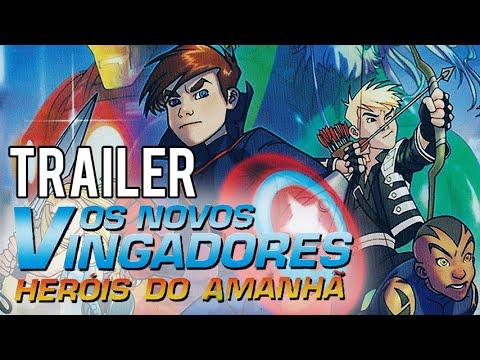 Os Novos Vingadores - Heróis do Amanhã (Legendado) - YouTube