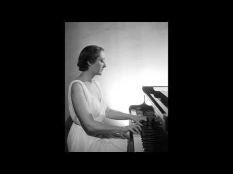 Lélia Gousseau (1909-1997) joue Debussy et Roussel