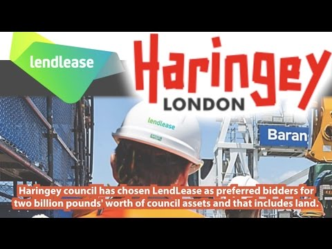 Haringey Development Vehicle   a huge gamble with public assets