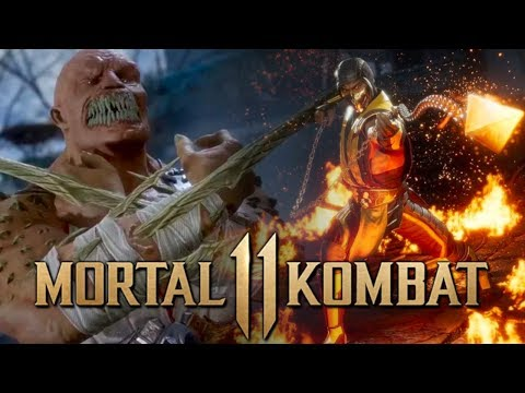MK11 HIGH LEVEL SET | JGleez (Scorpion) vs Sicarios (Baraka) Mortal Kombat 11 thumbnail