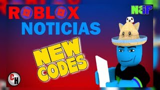 ROBLOX 6MARZO19 GAME CODES ROBLOX NEWS ? ROBLOX CODE 2019 IS IN