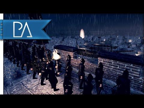 EPIC NIGHT SIEGE - Seven Kingdoms Total War Mod Gameplay