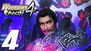 """Warriors Orochi 4 Story Mode Gameplay PC #04 