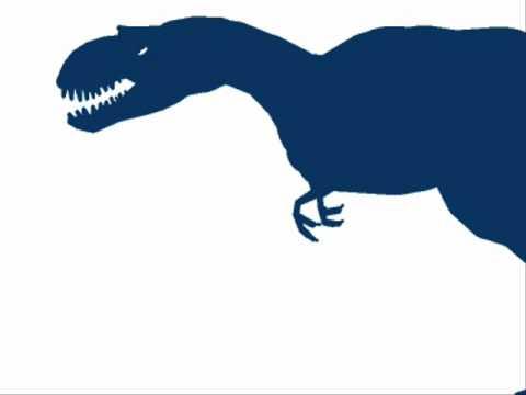 PFG - Albertosaurus vs Monolophosaurus