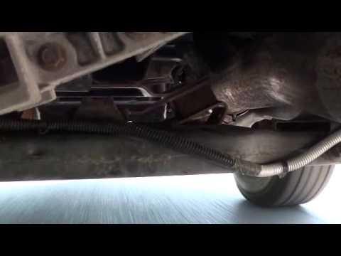 Engine Vibration vs  Torque Converter shutter - Video
