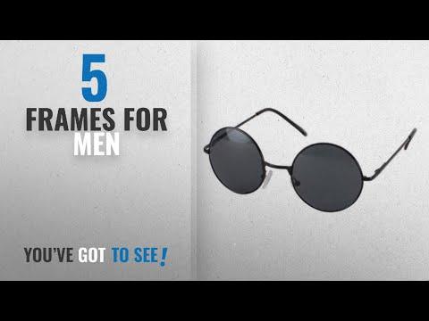 Top 10 Frames For Men [2018]: Ultra ® Adults Retro Round Sunglasses John Lennon Style Vintage Look